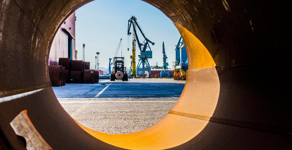 Loop Ports