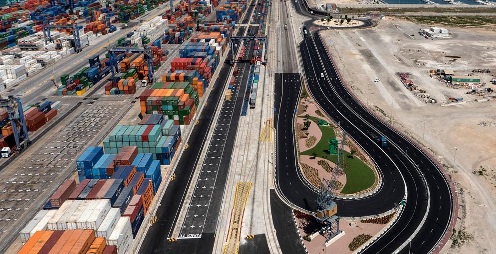 Imagen Connect Valencia Port